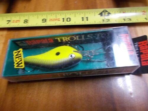 Rapala Trolls to 15 ft Shad lure TTS-15 HSS Hot Steel