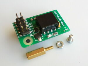 Isolator for digital and power lines in circuit boards