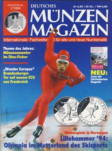 Deutsches Münzen Magazin Nr 194 Magazin Zeitschrift Top