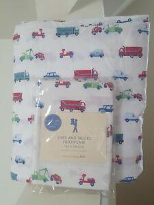 Pottery Barn Kids Cars Amp Trucks Twin Duvet Cover Pillow