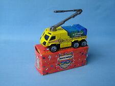 Matchbox Airport Fire Pumper Truck Toy Fair 2002 Boxed RARE 75mm Long