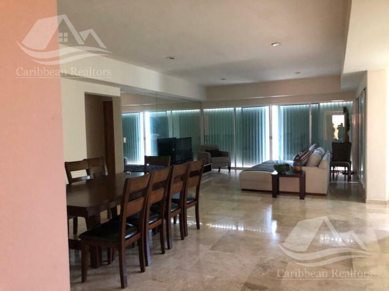 Departamento en Venta en Isla Dorada Zona Hotelera Cancun