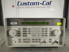 Hpagilent 8648b 9khz 2ghz Signal Generator Calibrated