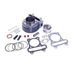 Cylindre-piston-100cc-55mm-GY6-scooter-Chinois-Kymco-4T-139QMB-QMA