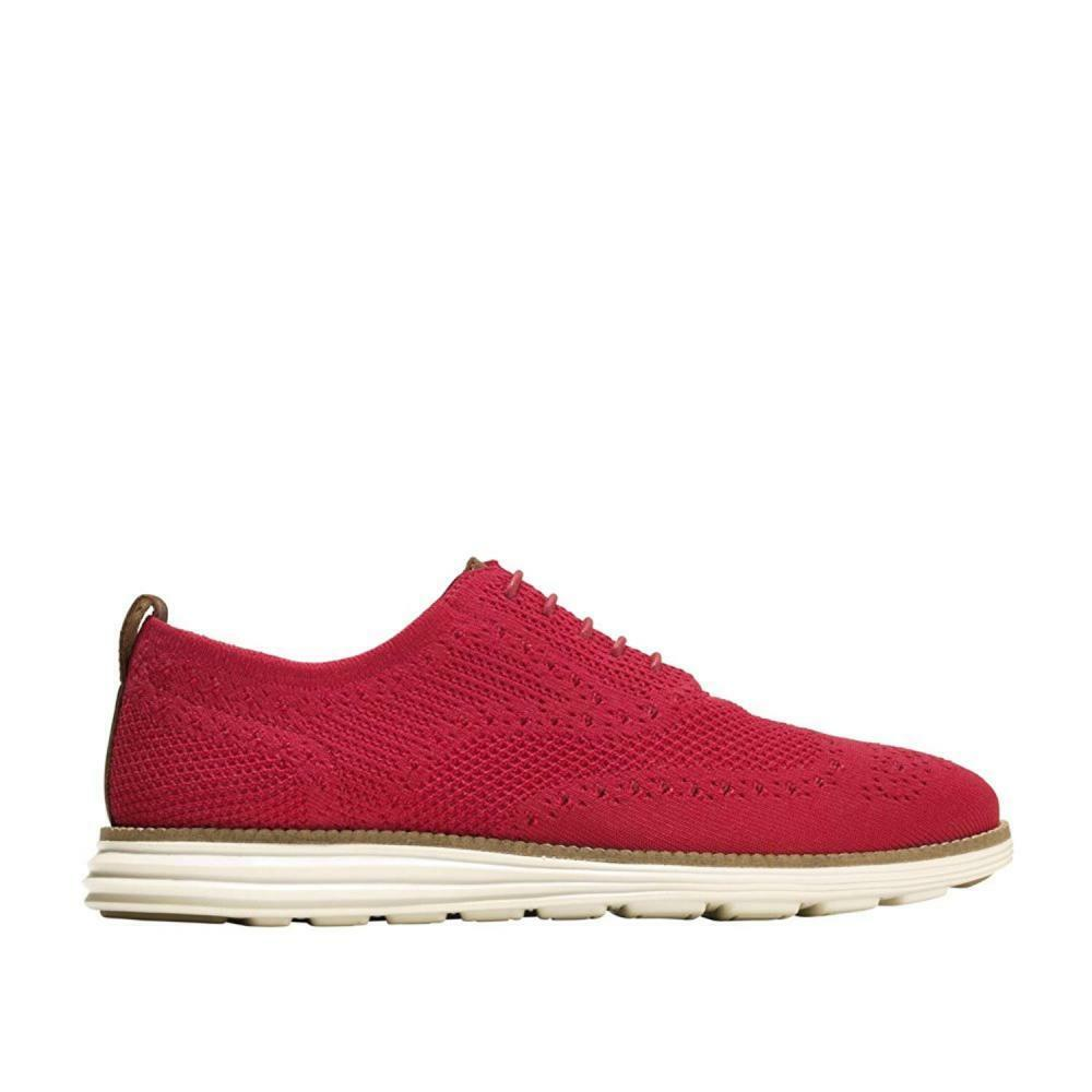 Cole Haan Men's Original Grand Knit Wing Tip Ii Sneaker