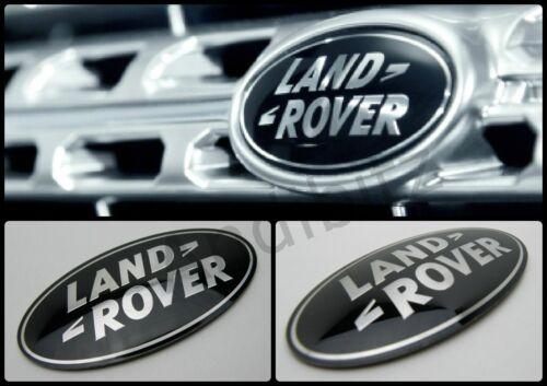 LAND Rover D4 2009 BIG GRANDE Discovery 4 SUPERPOTENTE GRIGLIA GRILL BLACK BADGE