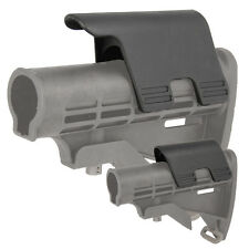 CAA Cheek Piece Black Cheek Rests Set for Collapsible Stocks .223 Rem