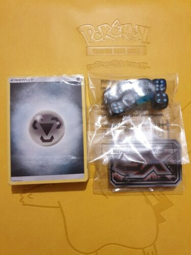 Pokemon TCG Dice Damage Counters And Energy Cards Brand New