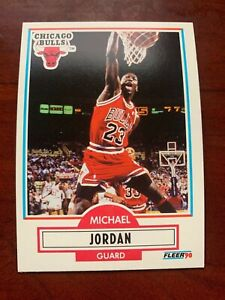 1990-91-Fleer-Basketball-You-Pick-Complete-Your-Set