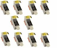 10 Kodak 30 Black XL Ink Cartridge for 30XL Printer ESP C315 C310 C110 C115 Hero