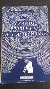 I Ore Scientifiche I Gr. Problems Maschio/Femmina Di L Astronomia J.Gauzit Dunod