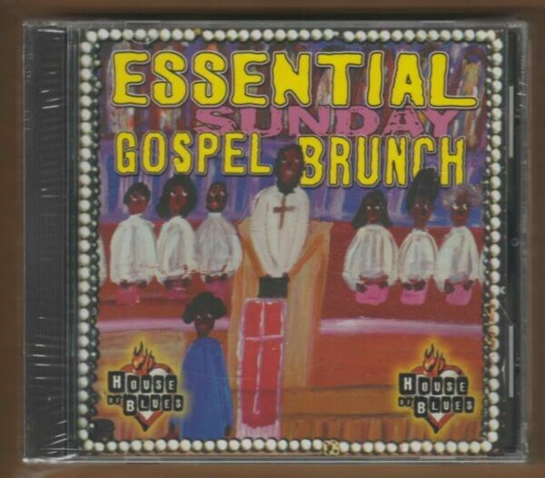 Essential Sunday Gospel Brunch By Various Artists (CD, Sep