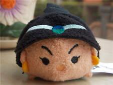"Collectiion Disney Authentic Aladdin Princess Jasmine Tsum Tsum Plush 3.5"""