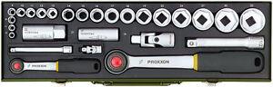 PROXXON-Set-di-chiavi-a-bussola-da-1-4-034-e-da-1-2-034-Set-da-27-pz-23020