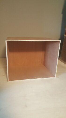 Miniature Dollhouse BASIC ROOM BOX KIT 1:12  Birch Wood by Simple Shacks USA