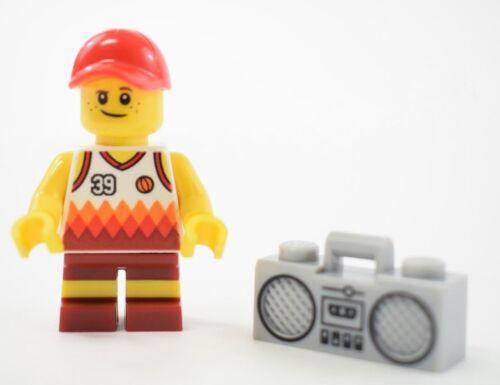 LEGO City Beachgoer MiniFigure:Beach Boy w// Boom Box 60153 CTY770
