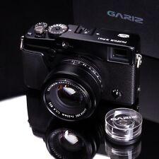 Gariz Gun Metal Black Soft Shutter Release button for Leica Fujifilm Contax Sony