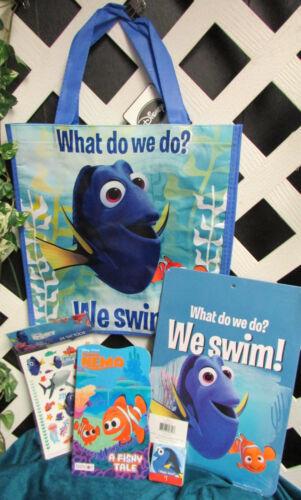 Dory PLUS 2 bonus items! Nemo 5 pc Gift Set Lot 3