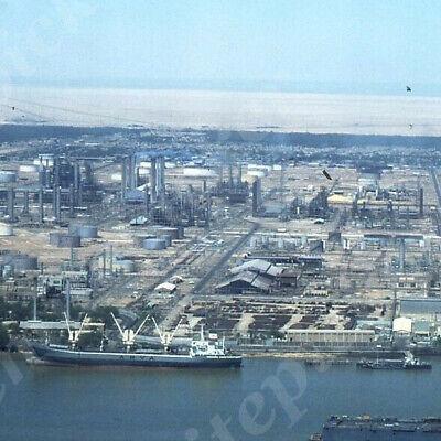 Sl04 Original Slide 1970 S Iran Abadan Arya Cargo Ship 706a Ebay