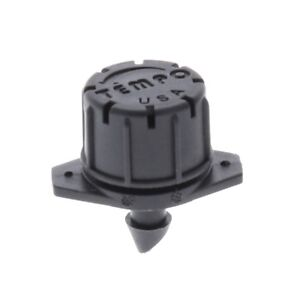 Adjustable Dripper-Connection Type:Barbed-Pattern:360 Degree-10 pack