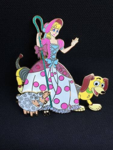Art Of Bo Peep Disney Fantasy Pin Limited Edition 50 Toy Story Auction