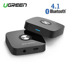 Ugreen V4.1 Wireless Bluetooth 3.5MM Car Audio Stereo Receiver Headphone Adapter