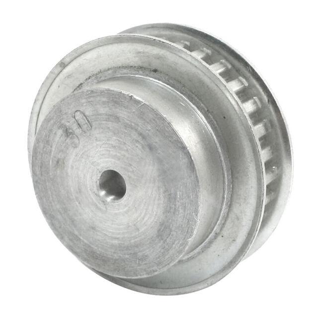 Polea de correa dentada del motor de pasos 30 dientes de diametro 6mm XL de S7V4