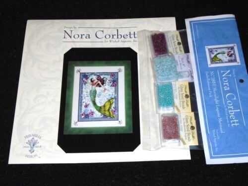 COUNTED CROSS STITCH PATTERNS Mirabilia SETS You Choose! Nora Corbett