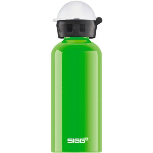Trinkflasche grün SIGG Alu KBT Kicker 0,4 Liter
