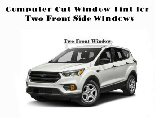 PreCut Film Front 2 Door Windows Any Tint Shade /% for All Mercedes-Benz ML