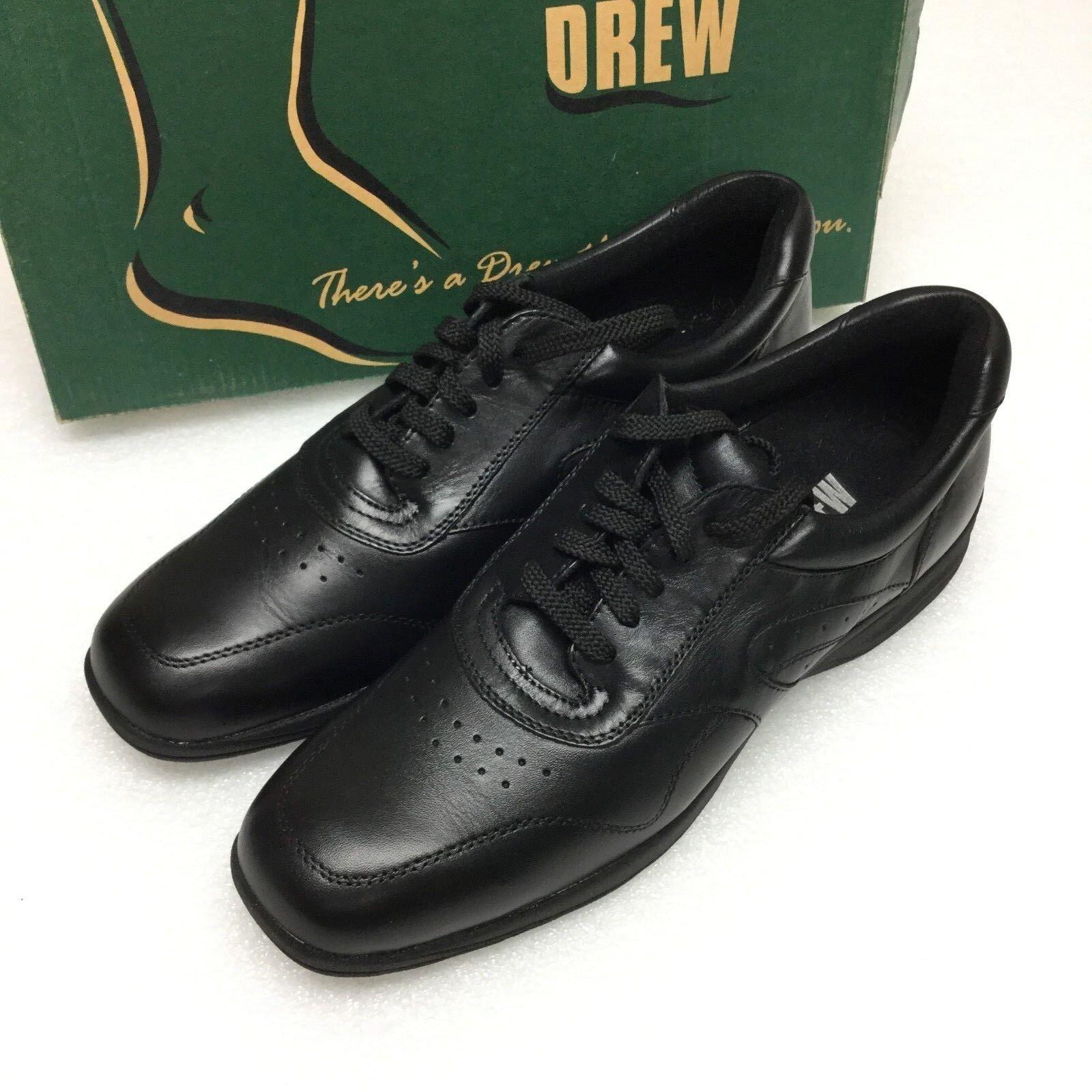 Drew para mujeres airee Trabajo Informal Comodidad Zapatos 10710-12 Negro, 11