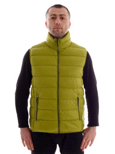 CMP Duvet veste matelassée BODYWARMER DOUBLÉ vert packable chaud