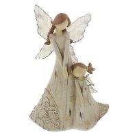Woodland Angels Figurine Angel Mother & Child Together