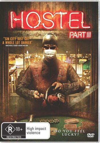 1 of 1 - Hostel : Part 3 (DVD, 2012) - MINT