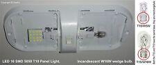 JAYCO T10 LED INTERIOR WEDGE LIGHT  Caravan Camper RV 4WD 12V COOL WHITE QTY 6