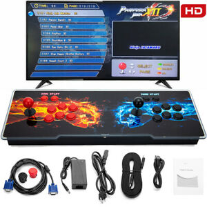 Pandora-039-s-Box-12-3188-Games-Retro-Video-Games-Double-Joystick-Arcade-Console-New