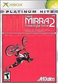 Dave-Mirra-Freestyle-BMX-2-Platinum-Hits-Microsoft-Xbox-2003