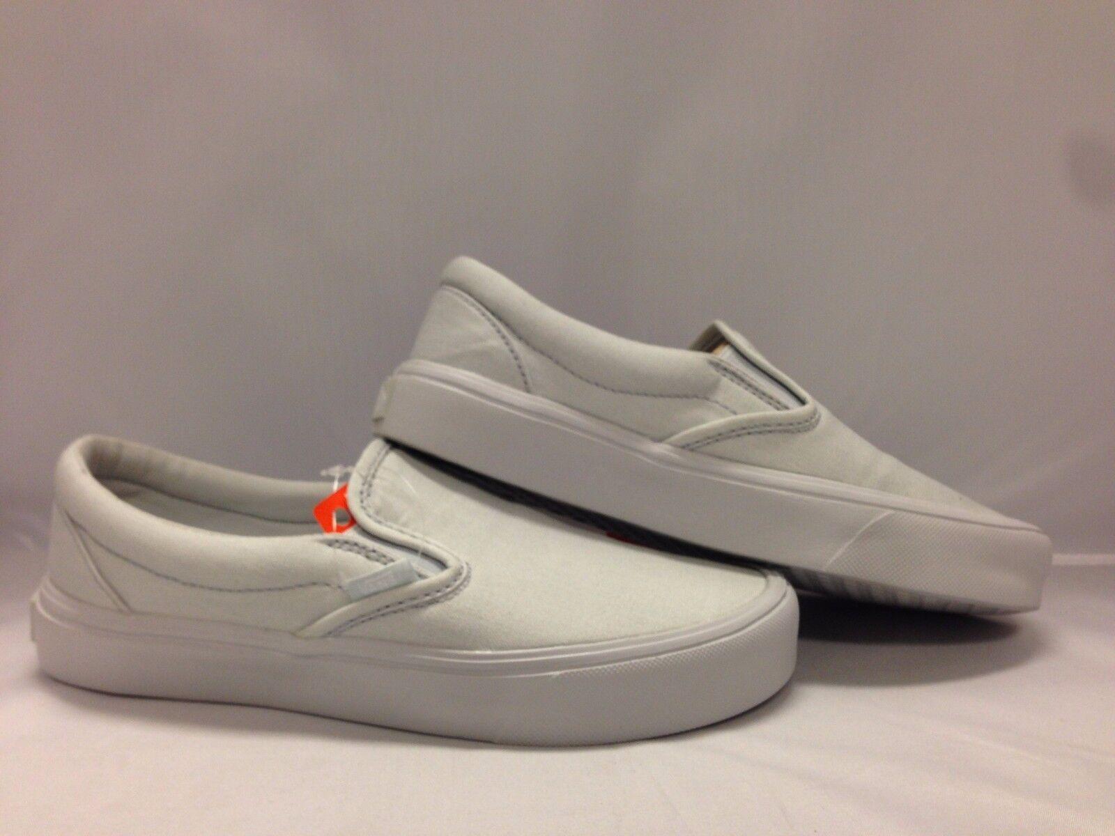 Vans Men's shoes Slip-On lite''--(Mono) Dawn bluee Dawn bluee