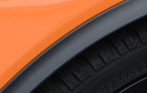 Kotflügel Verbreiterung 15mm Schutzleiste universell selbstklebend PKW Audi VW