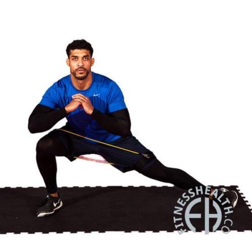 Vitesse cinétique FH formation puissance agilité résistance définie jambe bandes Sprint chute