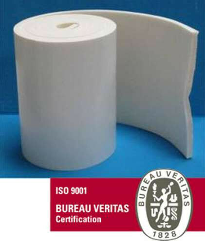 Adhesive Rubber Foam Roll 1/4