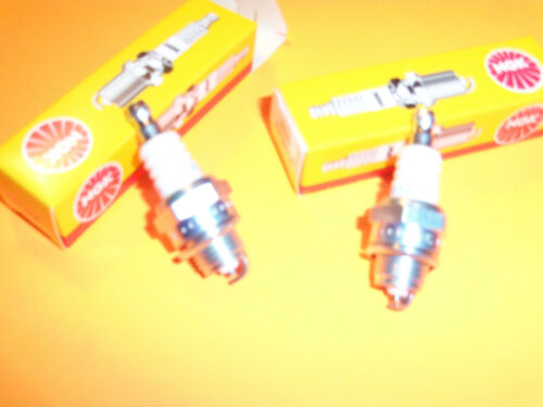 NEW NGK SPARK PLUGS FITS STIHL BLOWERS SAWS BPMR7A 4626 2 PACK FREE SHIPPING