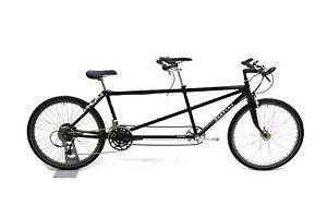 """Santana Arriva XC 26"""" Steel Tandem Bike 3 x 7 Speed - 18.5 / 16.5 in / Medium"""