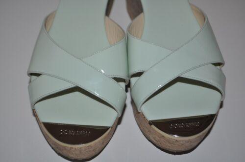 Cork Choo Key Prima 4010 Jimmy Leather New Sandal Wedge