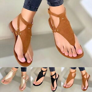 Women Fashion Flat Hollow Beach Sandals Ladies Shoes Slippers`