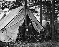8x10 Civil War Photo: Dr. Jonathan Letterman & Staff, Army Of The Potomac