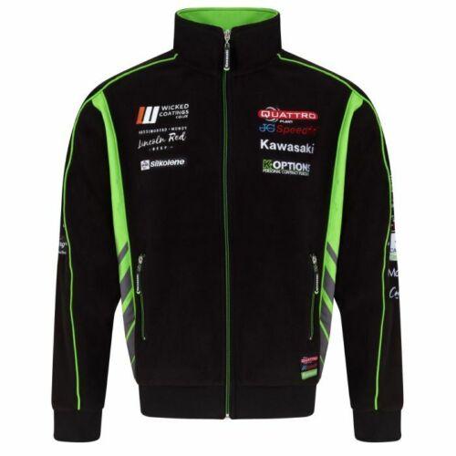 Official Quattro Plant Kawasaki Team Fleece 19QK-AF