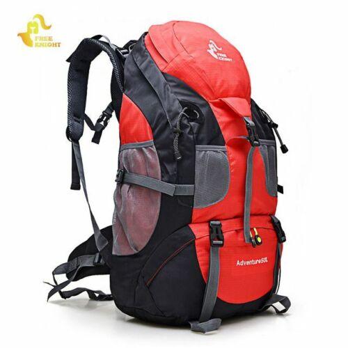 Hiking Backpack Waterproof Outdoor Travel Camping Rucksack Tactical Sport Bags