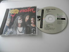 NAKED TRUTH : FIGHT CD ALBUM 11 TRACKS THE DOOR BLACK I AM HE SONY S2
