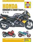 Honda CBR600F1 Service and Repair Manual by Haynes Publishing Group (Paperback, 2014)